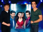 Jackie Chan Launches Prabhu Deva Film Poster
