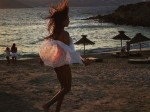 Lisa Haydon S Vacation Greece