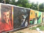 Thala Fans Celebrate 5th Year Mankatha