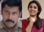 Nayantara Pair With Vikarm On Saamy