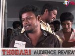 Dhanush S Thodari Movie Audience Review