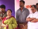 Chennai Actors Association Gave Deepavali Gift Its Members