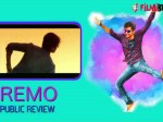 Remo Movie Live Audience Response