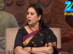 Actress Geetha Insults Young Woman Tv Show