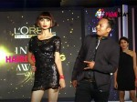 Hot Models Walk At Indian Hairdressing Awards