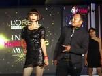 Hot Models Walk At Indian Hairdressing Awards