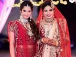 Sania Mirza Sister S Star Studded Wedding