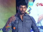 Kaththi Sandai Audio Release Function Vishal Speech