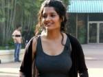 Rithika Singh Learning Tamil