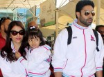 Abhishek Wants Launch Aaradhya As Child Star Leaving Aishwarya Rai Pissed