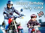 Ajith Fans Celebrate Kuttythala S Birthday
