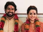 Bhavana Naveen Marriage August