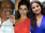 Vishya Or Deepika Who Is Rajinikanth S Pair