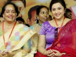 Tn Congress Honours Kr Vijaya Meena