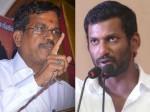 Kalaipuli Thaanu Blasts Vishal