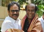 Thirunavukkarasar Meets Rajinikanth