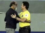 Sachin Thanked Rajini His Wishes