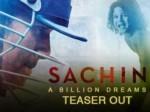 Sachin Movie Trailer Released