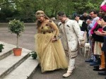 Sofia Hayat Gets Married