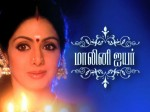 Sri Devi S Malini Iyer Tv Serials On Vanavil Tv