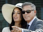 George Clooney S Wife Expecting Twins