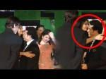 Abhishek Bachchan Gets Upset When Aishwarya Rai Hugs Sachin