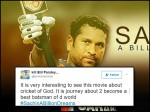 Sachin Billion Dreams Twitter Reaction