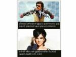 Rajini S Political Memes May