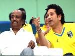 Tendulkar Invites Rajini Watch Sachin