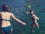 Radhika Apte Chills A Bikini Italy