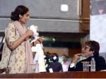Amitabh Bachchan Sonam S Friendly Banter