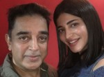 My Dad Is Good Critic Says Shruthi Hassan