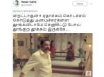 Kamal Tweets At Night Fans Happy