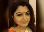Kushbhu Slams Shruthi Indirectly
