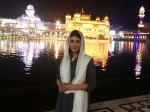 Shruti Haasan Visits Golden Temple