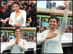 Aishwarya Rai S Deep Neck Outfit Make Her Uncomfortable