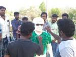 Kumbakonam Fans Construct Statue Ajith