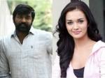 Amy Jackson Pair Up With Vijay Sethupathy