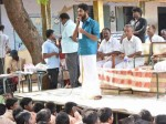 G V Prakash Helps Village