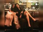 Sushmita Sen Turns 18 With Daughter