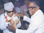Relationship Between Mgr Am Veerappan