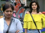 I Never Cornered Oviya Gayathri Raghuram