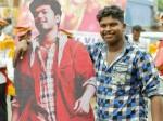 Vijay S Diehard Fan Died After Fixing Mersal Cut Out