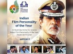 Amitabh Bachchan Will Be Feted With The Personality The Year Award