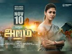 Nayanthara S Aramm With Political Punches