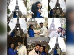Ganesh Nisha Celebrate Wedding Anniversary Paris