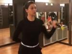 Ex Miss Universe Doing Ninjak Martial Art