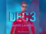 Velaikkaran Audio Launch On December 3rd