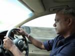 Director Goutham Menon Escaped A Car Accident