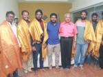 Kaala Dubbing Works Starts Chennai
